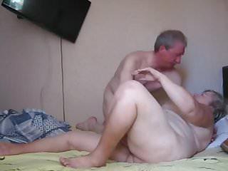Older couple...