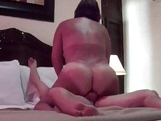 My 5 buddies ridding to cum