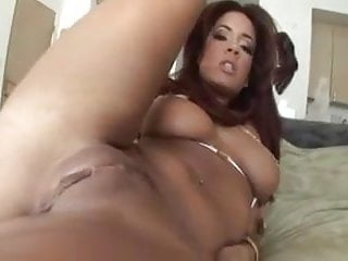 Bubble butt cum in mouth...