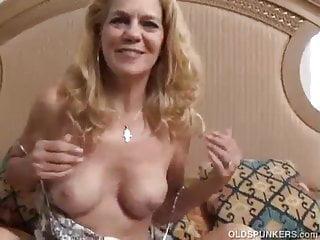 Small Tits Milf Mature video: Mature solo masturbation