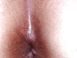 asshole close up 3