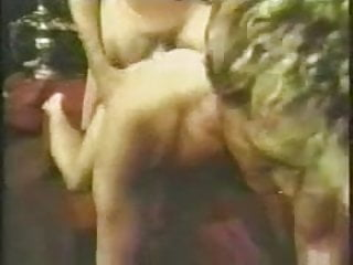 John Holmes Fucking a GUY doggie style. 1 of his Gay vids.