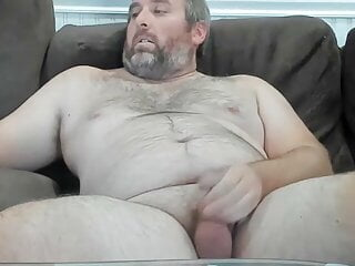 سکس گی Stroking his little cock webcam  small cock  masturbation  gay cock (gay) daddy  bear  amateur