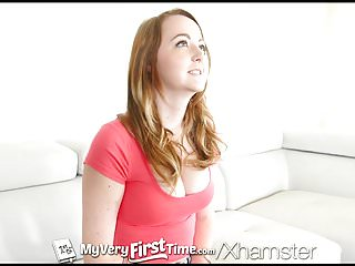 Myveryfirsttime ginger leigh rose time...