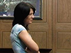 Wellspanked: becca's belting for dishonesty