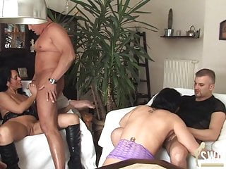 Swinger Party bei Sylvia Teil 2