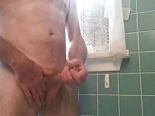 Piss play and a wash