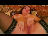 Yummy Teen Chubby ex GF spreading her pink pussy