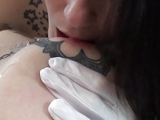 Iced Tits And Face Sitting Lesbians