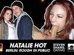 PUBLIC 69: ME licking + sucking in park! StevenShame.Dating