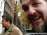 Guy from Portugal goes to Amsterdam