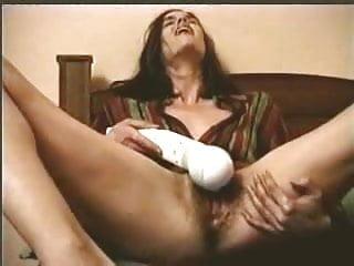 masturbating with vibrator