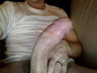 Cock daddy on webcam...