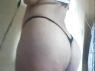 Cukegirl big white ass delicious amateur porn...