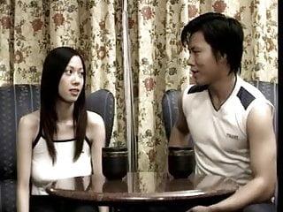 Taiwanese girl with big boobs