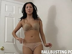 Nothing Gives Me More Sensation Than Busting Your Balls
