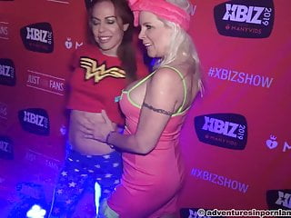 Xbiz expo 2019 winter wonderland part 2...