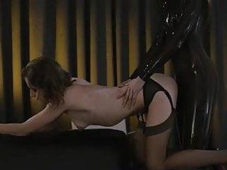fetish strap....lesb