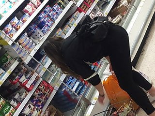 Hackney Milf black leggings