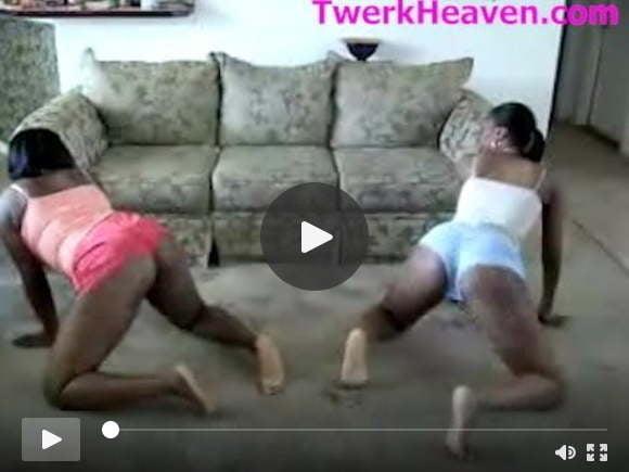 big booty black girl twerk teamsexfilms of videos