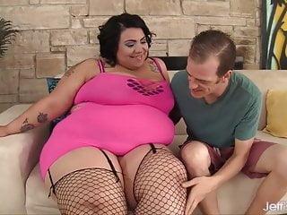 Chubby beauty Mia Riley gets fucked hard