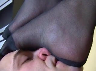 Smother pantyhose fetish think