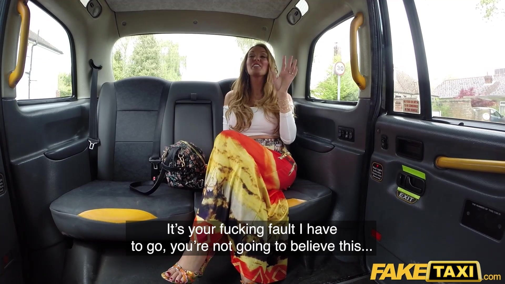 Fake Taxi Creampie Squirt