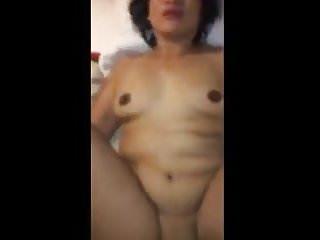 Indonesian milf getting fucked...