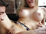 Tamara Grace Gives Her Date Wet Pussy and a Wild Ride