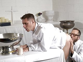 YesFather – Ramming Naughty Priest