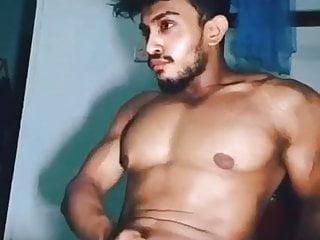 Hot Sri Lanka gym boy