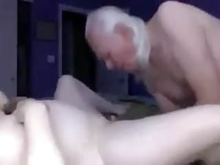 grandpa and grandma on cam