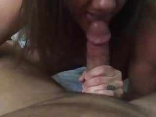 Milf early morning swallow...