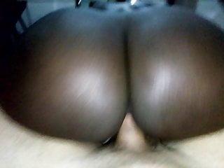 Nice black ass...