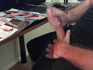 Step son finds his step moms pussy in...