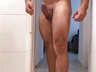 Extra thick muscle boner...