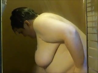 Kaylee's Shower Quickie