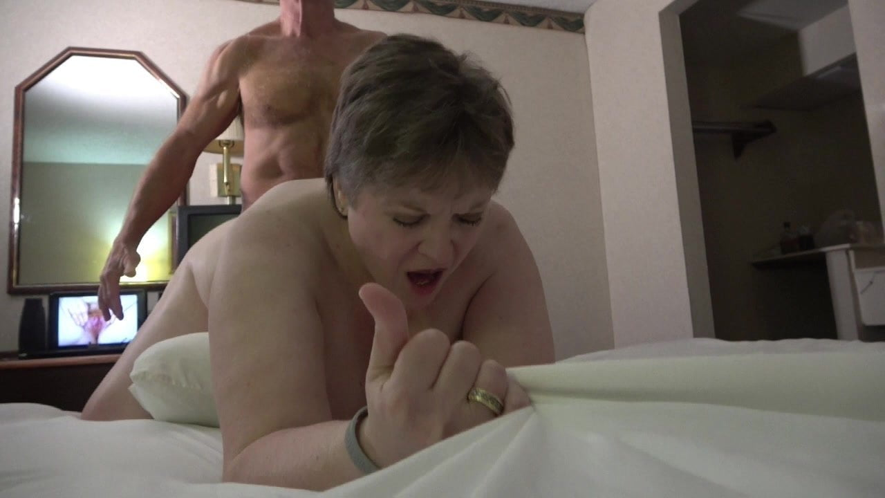 Big White Cock fucks me again
