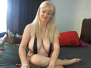 Granny mature transvestite sissy shemale sounding urethral l...