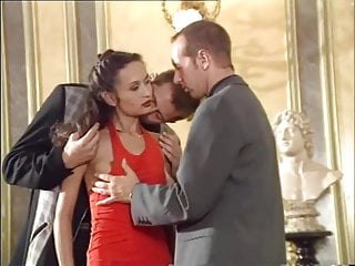 The Swinger Experience Presents Elegant Threesome Before the Opera
