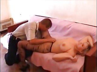 Moden Kvinde & Ung Fyr (Danish Title)(Not Danish Porn) 8
