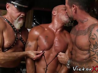 Kinky twink gets his wish granted when he...