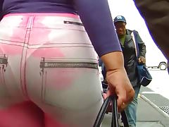 Thing in Pink Pants