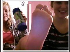 chatroulette girls feet 23