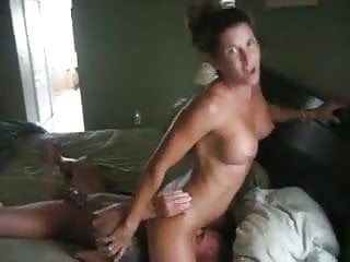 Wife face sitting and fuck...