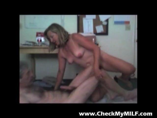 Check My MILF mature couple homemade sex tape