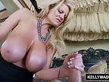 KELLY MADISON Titty Licking Good Cumshot