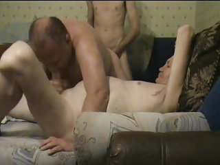 Bisexual cuckold husband and frends...