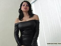 You know the drill when I make you cum – CEI