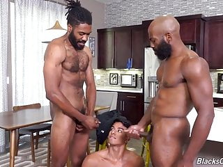 Blacks on Boys – Jay Seabrook, Hunter Triad y JJ Lake